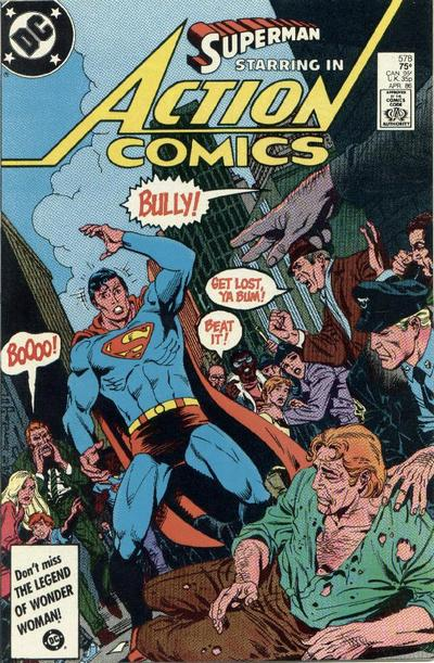 Action Comics Vol 1 578