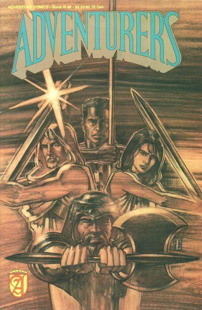 Adventurers Book III Vol 1 6