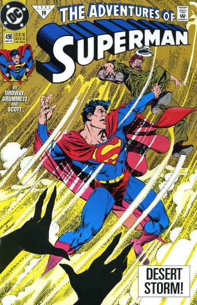 Adventures of Superman Vol 1 490