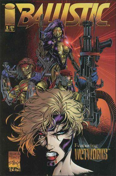 Ballistic (Image Comics)