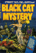 Black Cat Mystery Comics Vol 1 37
