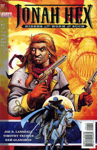 Jonah Hex: Riders of the Worm and Such Vol 1 1