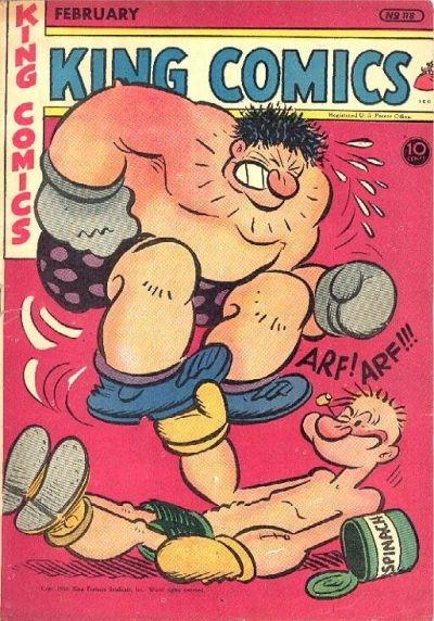 King Comics Vol 1 118