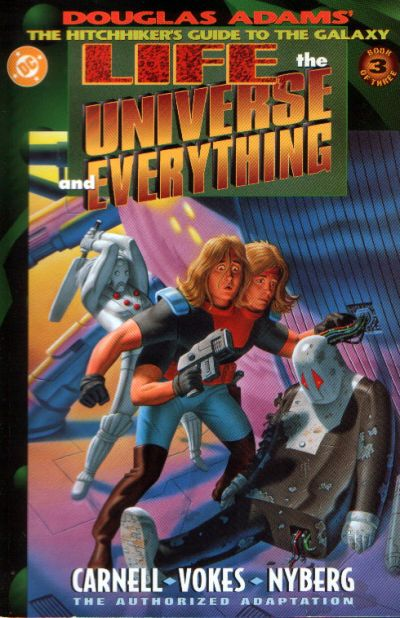 Life, the Universe and Everything Vol 1 3