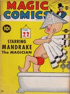 Magic Comics Vol 1 7