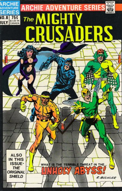 Mighty Crusaders Vol 2 8