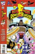 Saban's Mighty Morphin Power Rangers Vol 3 2