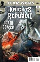 Star Wars Knights of the Old Republic Vol 1 49