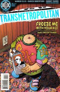 Transmetropolitan Vol 1 11