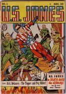 U.S. Jones Vol 1 1