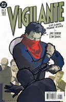 Vigilante City Lights, Prairie Justice Vol 1 1