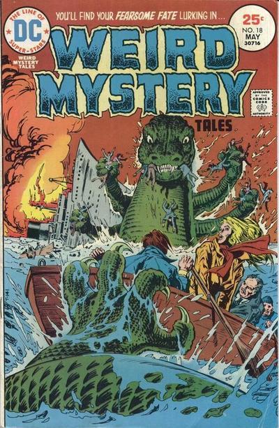 Weird Mystery Tales Vol 1 18