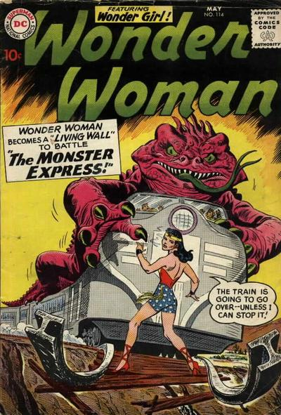 Wonder Woman Vol 1 114