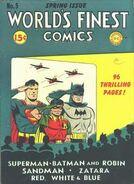 World's Finest Comics Vol 1 5