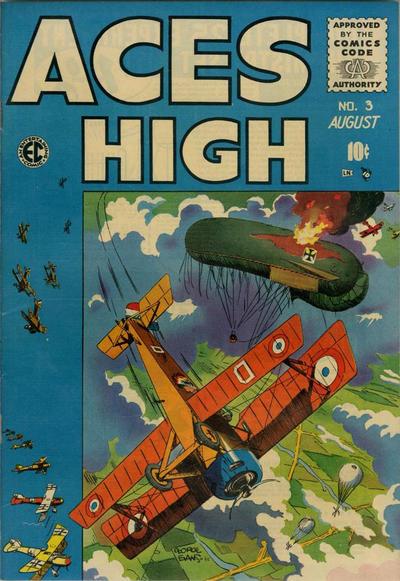 Aces High (1955) Vol 1 3