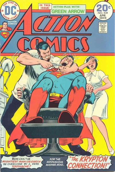 Action Comics Vol 1 434
