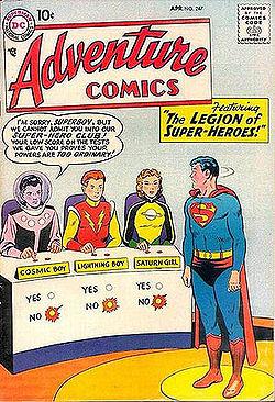 Legion of Super-Heroes (1958 team)