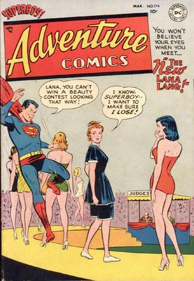 Adventure Comics Vol 1 174