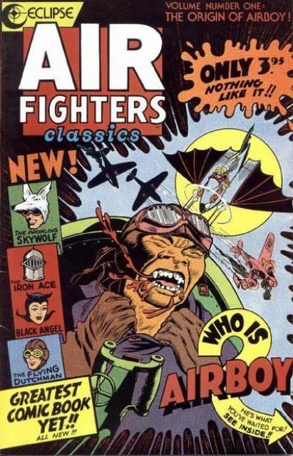 Air Fighters Classics Vol 1