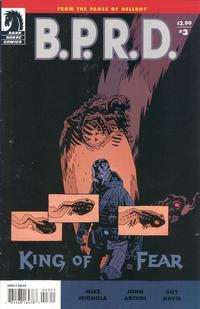 B.P.R.D.: King of Fear Vol 1 3
