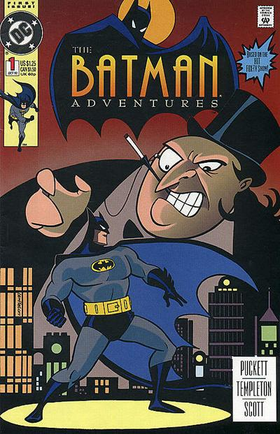 Batman Adventures/Covers
