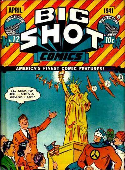 Big Shot Comics Vol 1 12