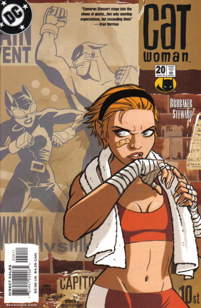 Catwoman Vol 3 20