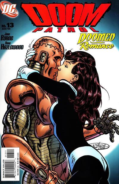Doom Patrol Vol 4 13