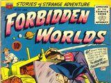 Forbidden Worlds Vol 1 50