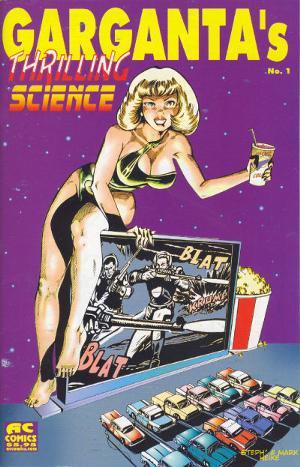 Garganta's Thrilling Science Vol 1