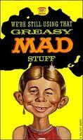 Greasy Mad Stuff Vol 1 1