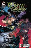 Grimm Fairy Tales Presents Robyn Hood Vol 2 1-B