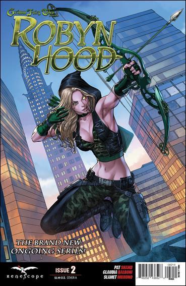 Grimm Fairy Tales Presents Robyn Hood Vol 2 2