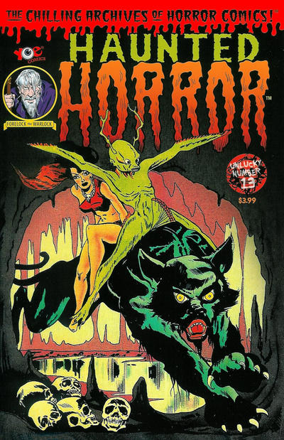 Haunted Horror Vol 1 13