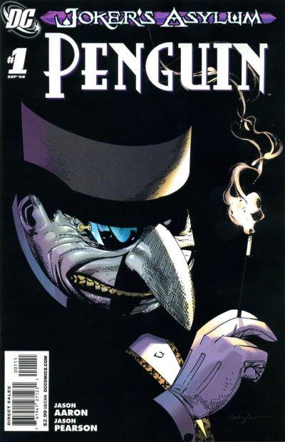 Joker's Asylum: Penguin Vol 1 1