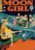 Moon Girl Vol 1 5