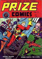 Prize Comics Vol 1 5