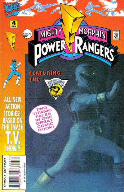 Saban's Mighty Morphin Power Rangers Vol 3 4