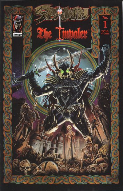 Spawn: The Impaler Vol 1 1