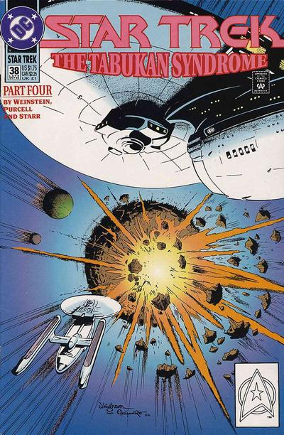Star Trek (DC) Vol 2 38