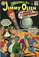 Superman's Pal, Jimmy Olsen Vol 1 105