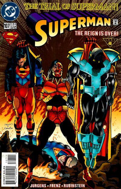 Superman Vol 2 107