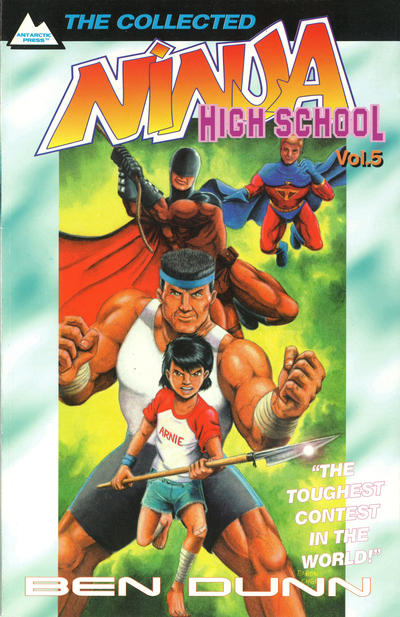 The Collected Ninja High School Vol 1 5