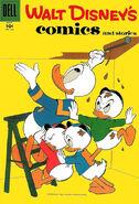 Walt Disney's Comics and Stories Vol 1 212