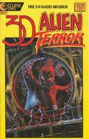 3-D Alien Terror Vol 1 1