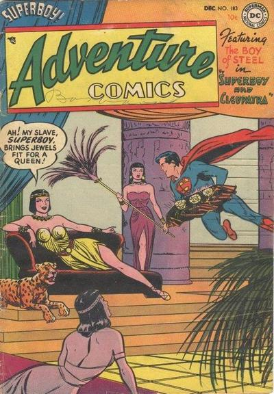 Adventure Comics Vol 1 183