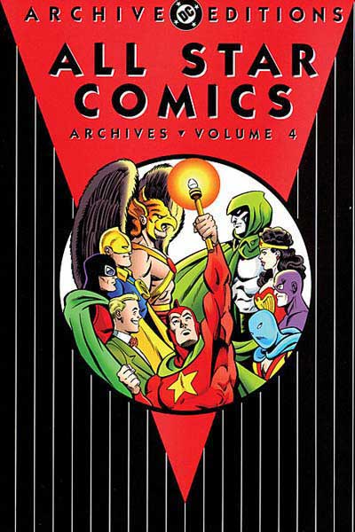 All-Star Comics Archives Vol 1 4