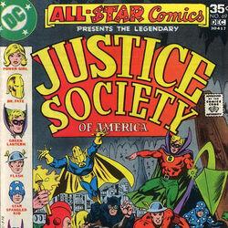 All-Star Comics Vol 1 69