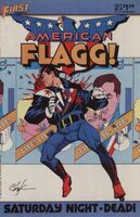 American Flagg Vol 1 25