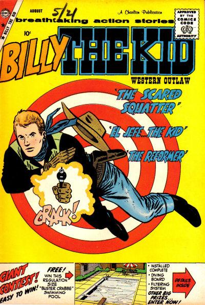 Billy the Kid Vol 1 18